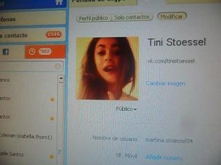 Mi skype)